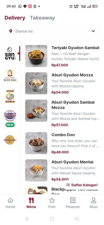 Review: Hangry, Aplikasi Pesan Makanan Online yang Nggak Bikin Bingung
