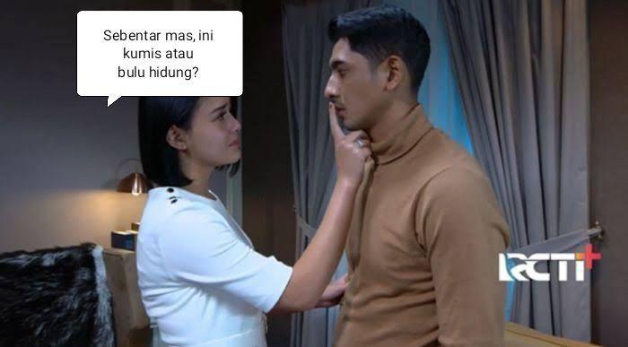 10 Meme Sinetron 'Ikatan Cinta' yang Bikin Ngakak, Ada-Ada Aja, Deh!