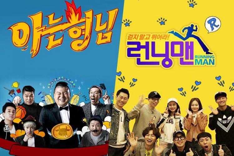 Selain Running Man, Inilah Daftar Variety Show Korea Paling Kocak
