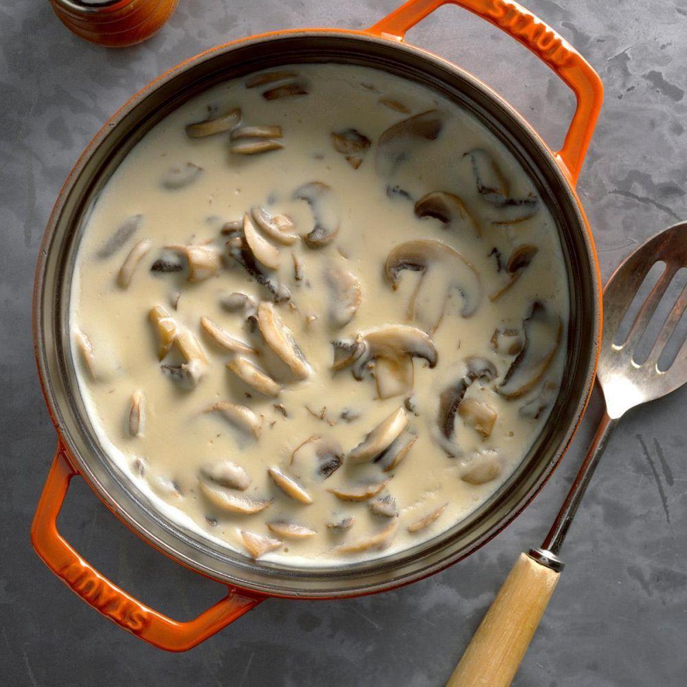 Resep Pasta Jamur Creamy a la Restoran yang Gampang Banget Dibuat