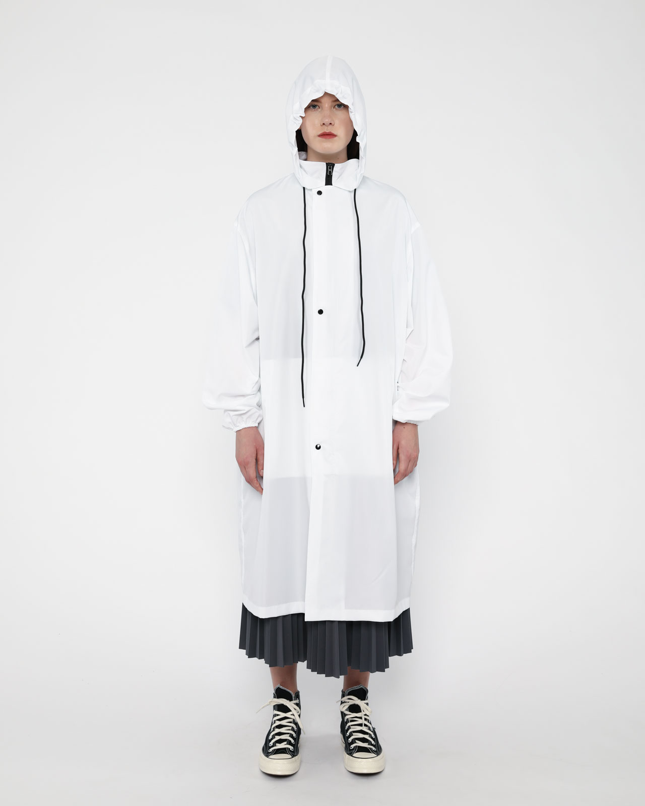 #PopbelaOOTD: Andalkan Hoodie dari Brand Lokal saat Musim Hujan