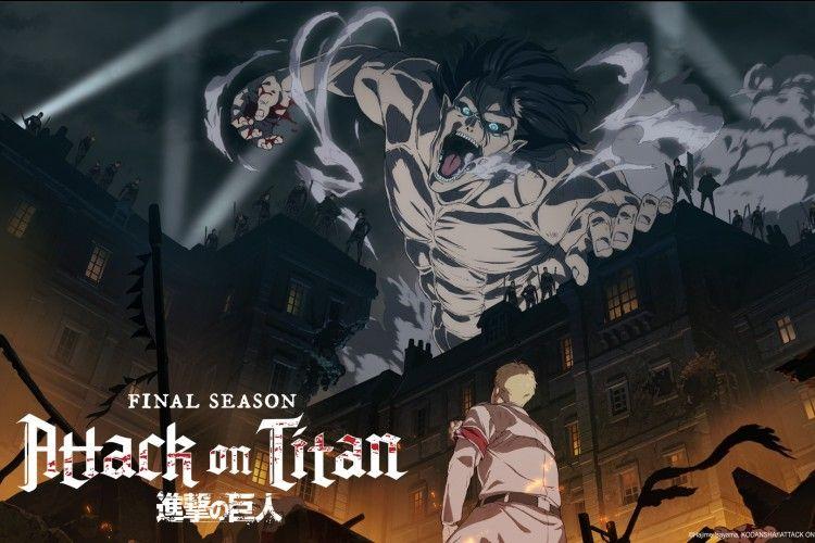 Kenalan Sama 7 Karakter 'Attack on Titan' yang Bikin Jatuh Cinta