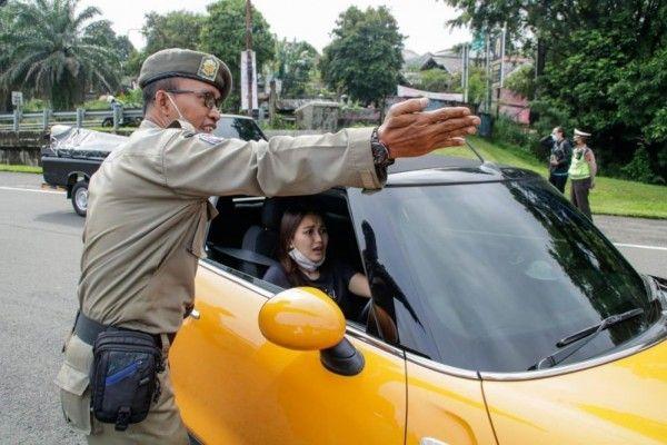 Efek Viral Ayu Ting Ting Diputar Balik, Mobilitas di Bogor Turun