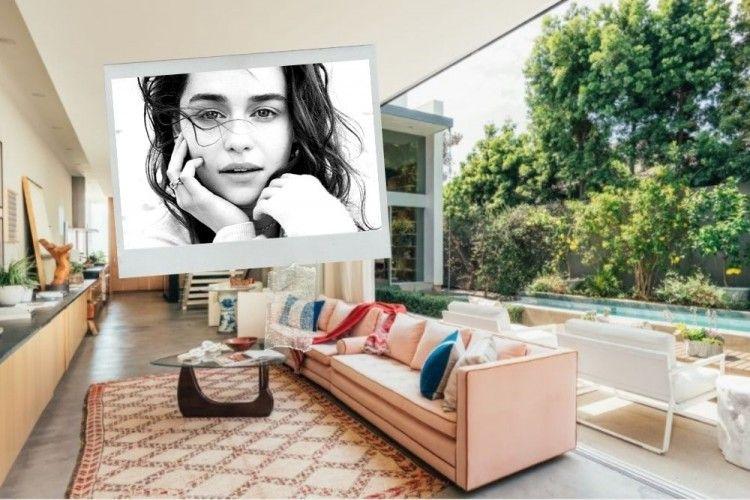 Malah Turun Harga, Ini Penampakan Rumah Mewah Emilia Clarke