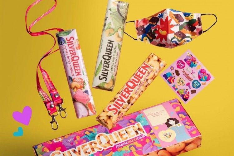 #BanyakMaknaCinta, Paket Valentine Menggemaskan dari Silverqueen