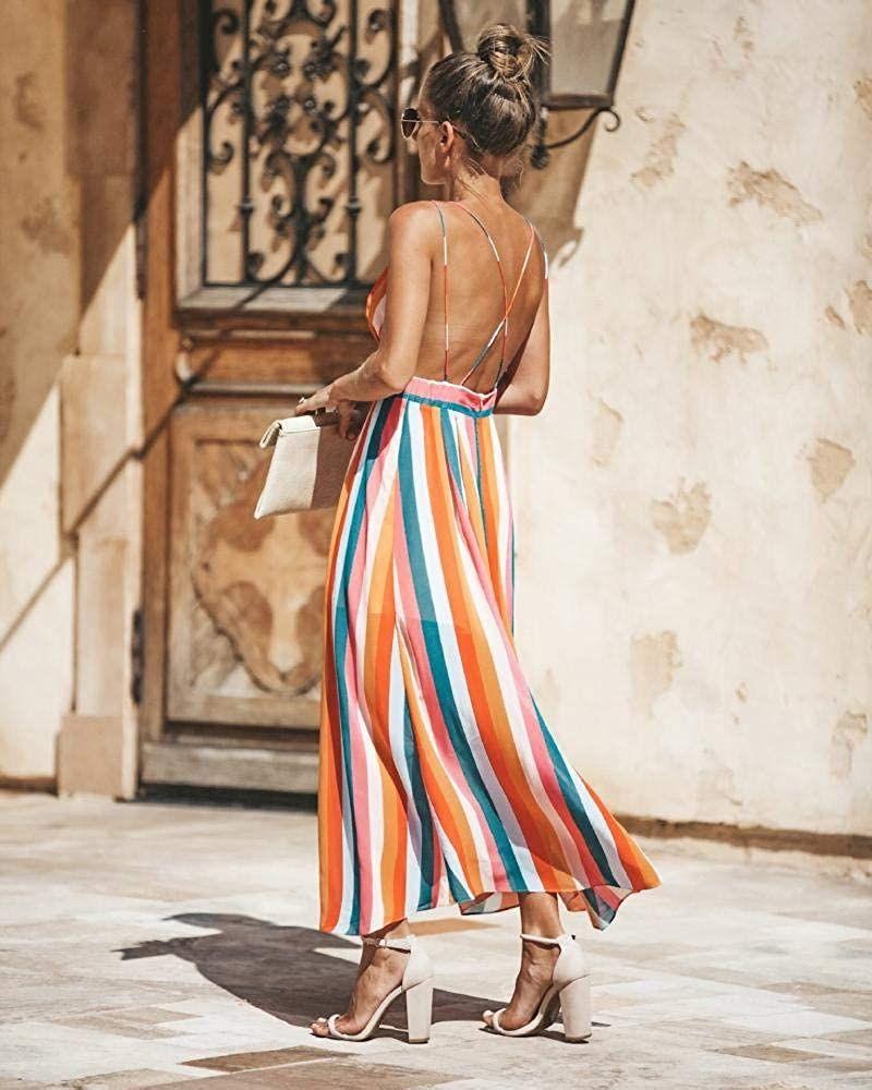 Tips Tetap Nyaman Pakai Backless Dress