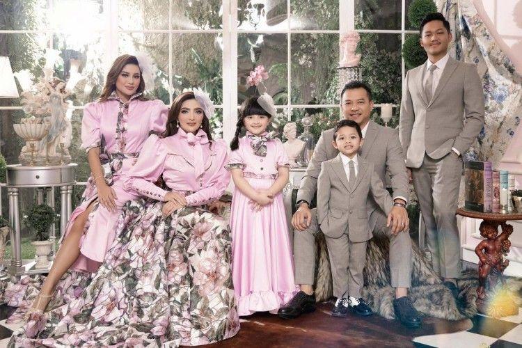 Kondisi Terakhir Keluarga Anang-Ashanty Pasca Positif COVID-19