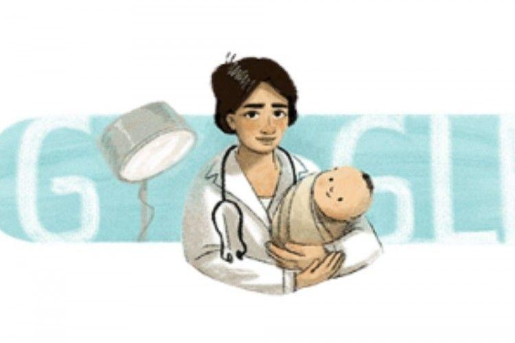 Sosok Marie Thomas, Dokter Perempuan yang Muncul di Google Doodle
