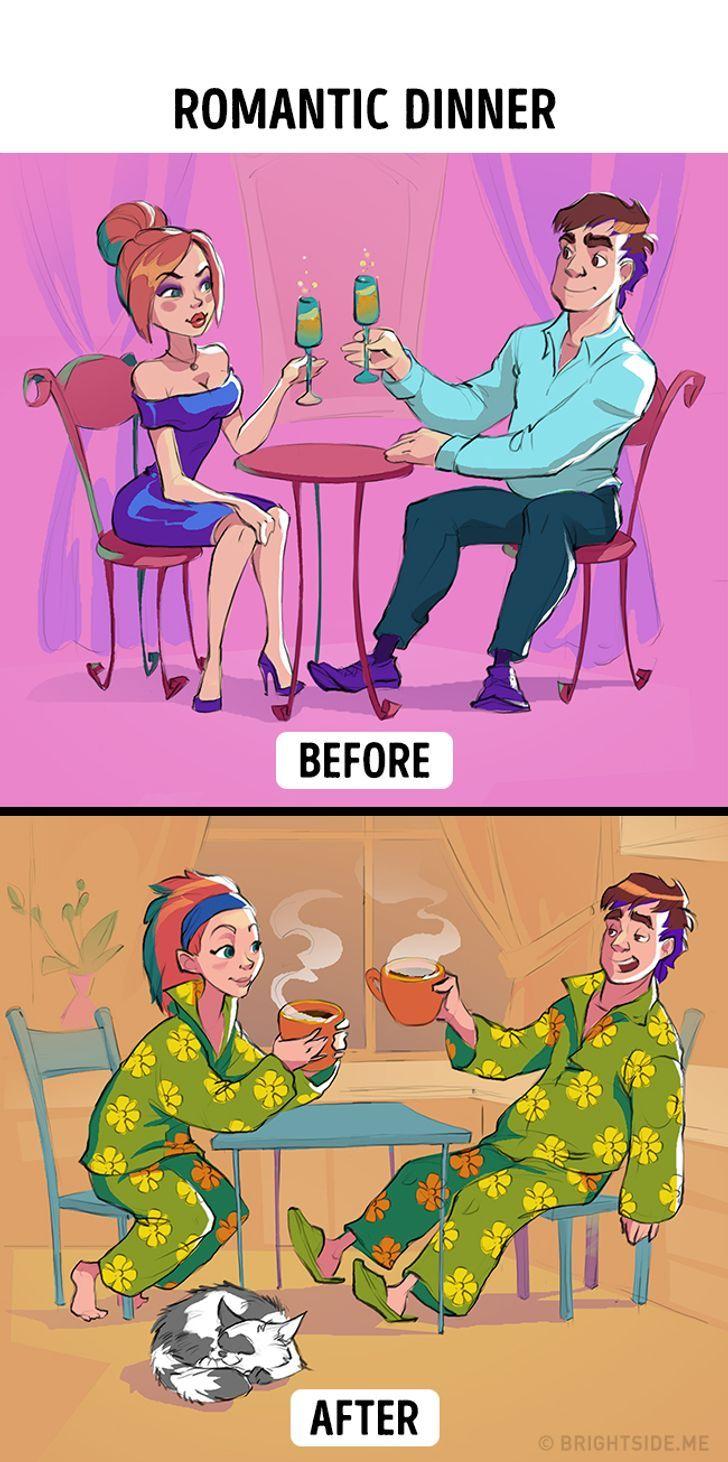 Wajib Tahu, 10 Hal yang Akan Berubah Setelah Tinggal Bersama Pasangan