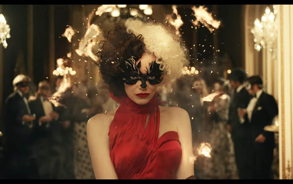 Perubahan Drastis Gaya Emma Stone PerankanCruellade Vil