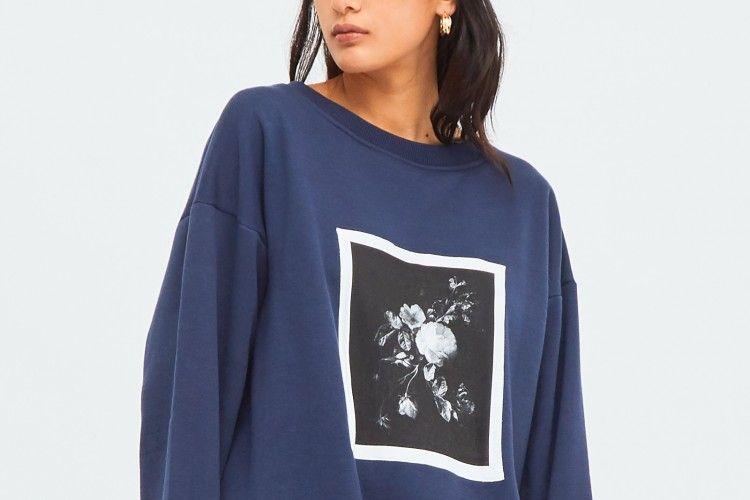 #PopbelaOOTD: Sweatshirt dari Brand Lokal, Baju Favorit Tahun Ini