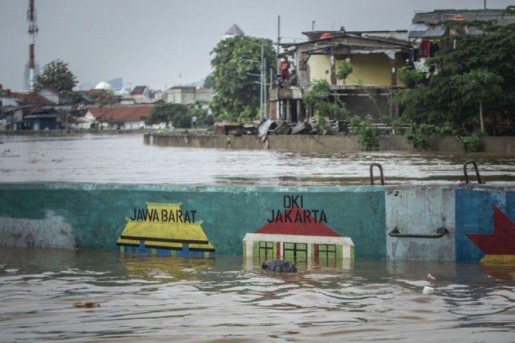 Hujan Deras Lagi, Warganet Lapor #Banjir di Jakarta Hingga Bekasi
