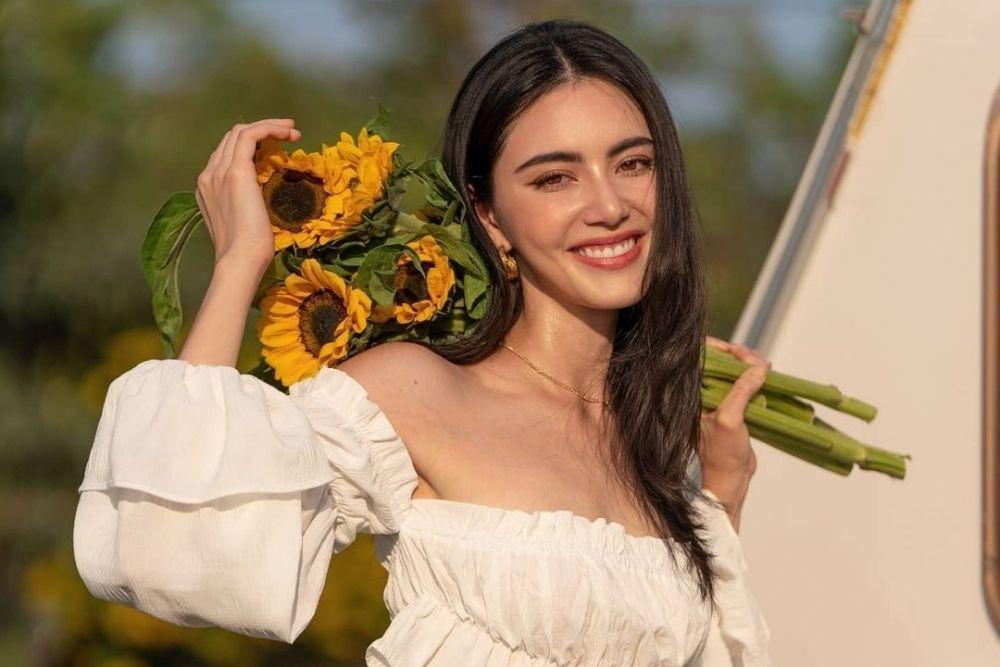 7 Pesona Aktris Thailand Berdarah Blasteran, Cantiknya Beda!