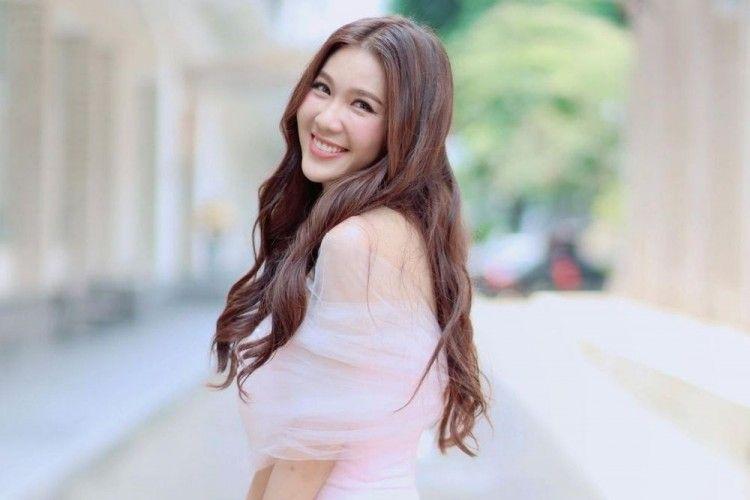 Blasteran Indonesia-Thailand, Yuk Intip Pesona Sa Anisa Nugraha
