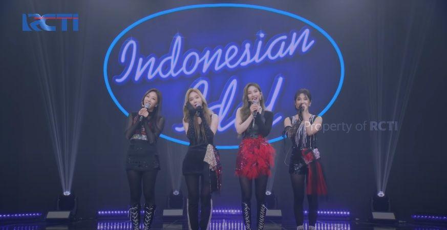 Tampil Memukau di Indonesian Idol, Aespa Ungkap Kontestan Unggulan