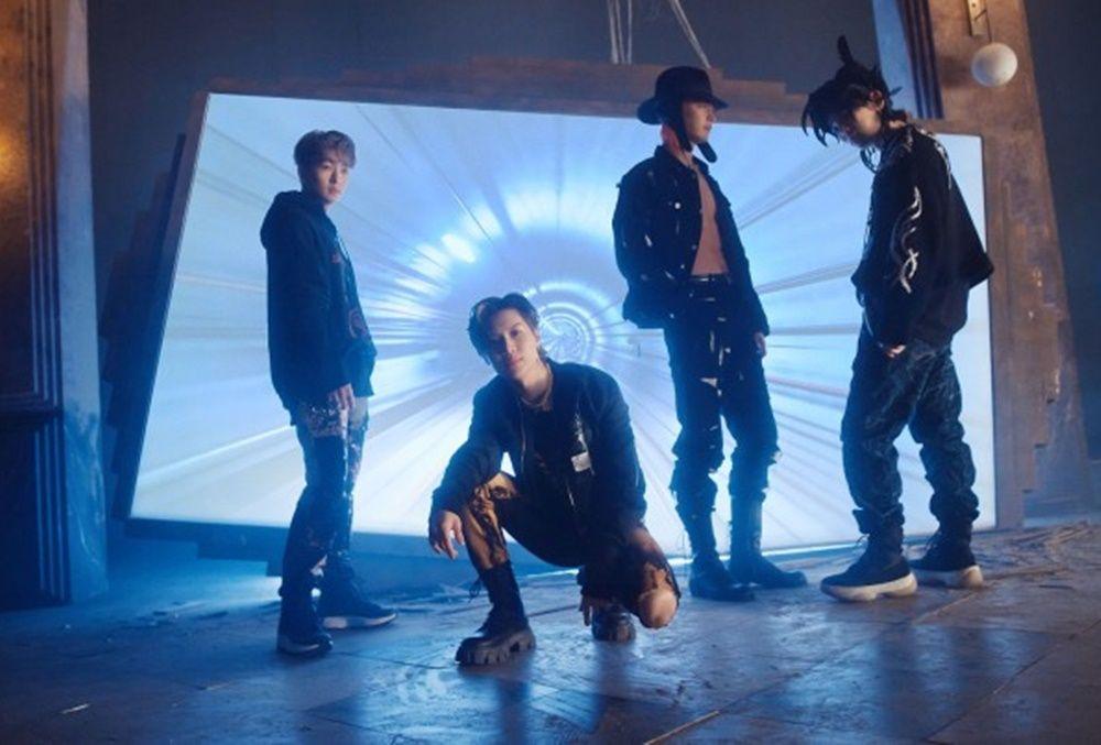 Rajai Chart iTunes, 10 Fakta Comeback SHINee 'Don't Call Me'