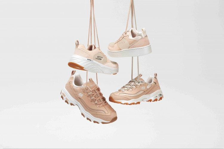 Hadir Online,Skechers Rilis Koleksi Sepatu Elite Premium Luxe!
