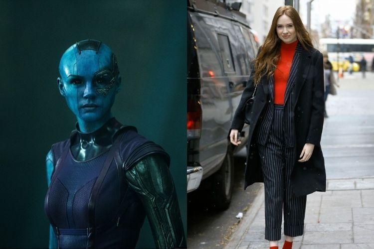 Perbandingan Para Pemain Film Marvel sebagai Superhero vs Sehari-hari
