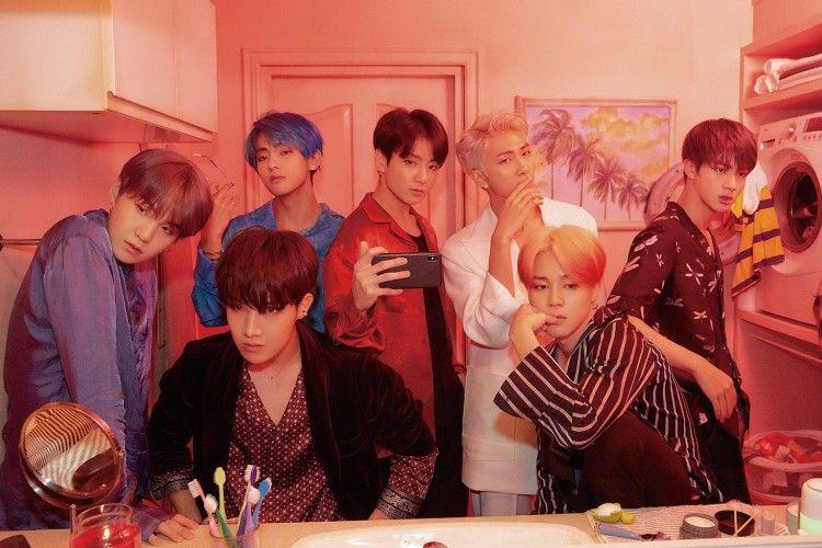 5 Momen BTS Muncul Sebagai Atribut di Drama Korea