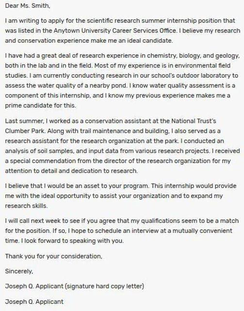 Para Fresh Graduate, Inilah 5 Contoh Cover Letter yang Dilirik HRD