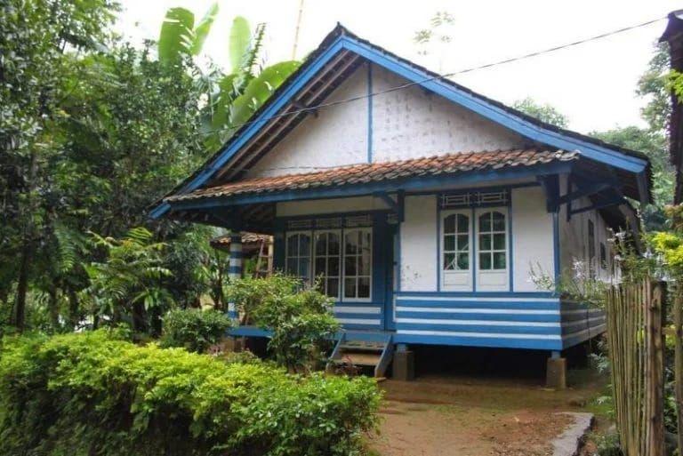 Jarang Diketahui, Ini 7 Rumah Adat Suku Sunda yang Unik