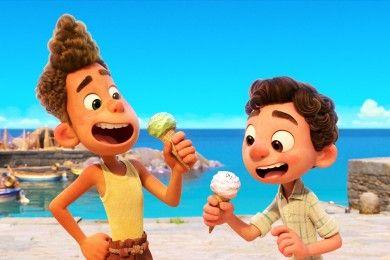 Rilis Tahun 2021, Ini 6 Pengisi Suara Film Animasi Disney 'LUCA'