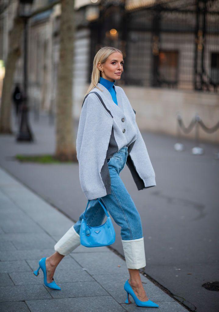 Inspirasi Outfit Pakai Shoulder Bag a La Tahun 90-an yangModis Banget