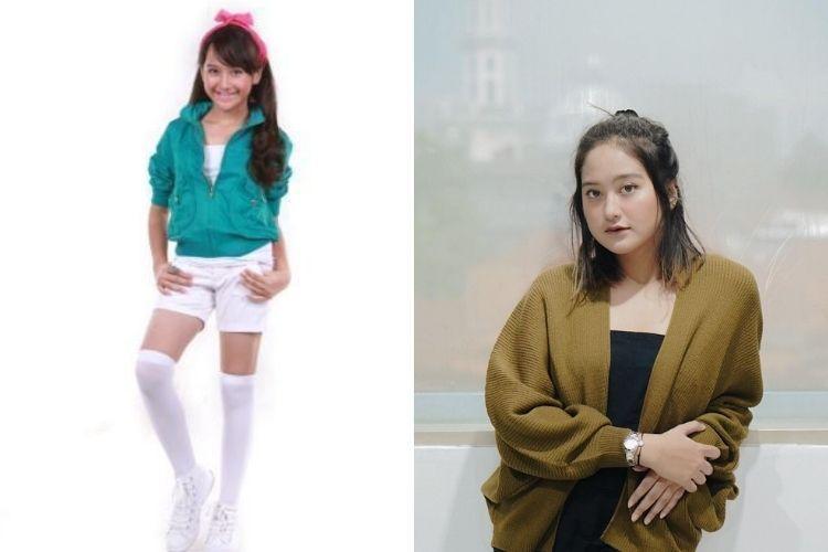 Gaya Dulu vs Kini Artis Indonesia yang Pernah Jadi Anggota Girlband