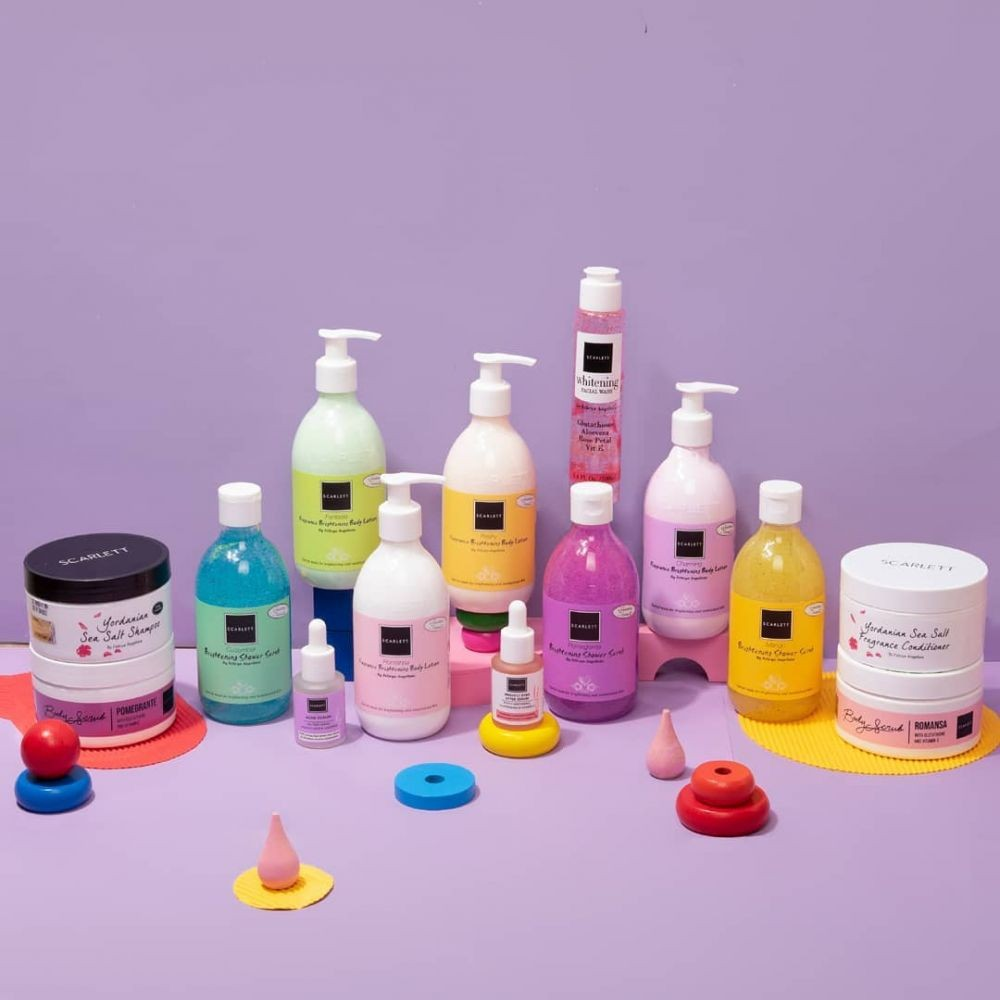 5 Rekomendasi Brand Skincare Milik Artis, Bikin Wajah Makin Cerah!