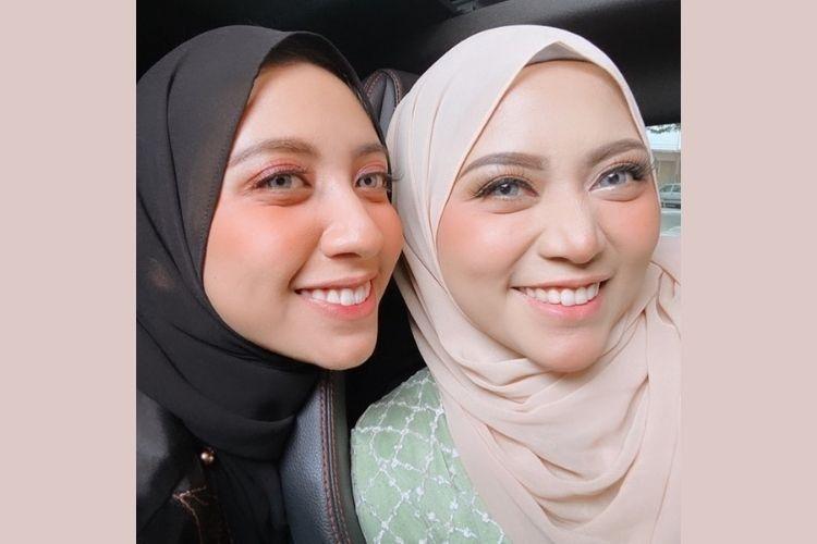 Cerai Bersamaan, 9 Potret Persahabatan Rachel Vennya & Vicky Alaydrus