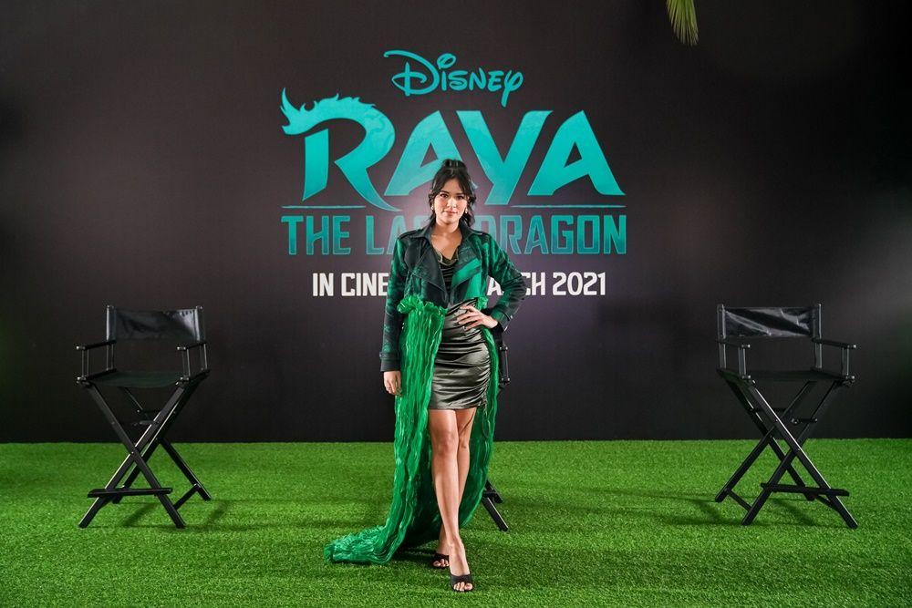 Raisa, Niki dan Via Vallen Mengisisoundtrack 'Raya & The Last Dragon'