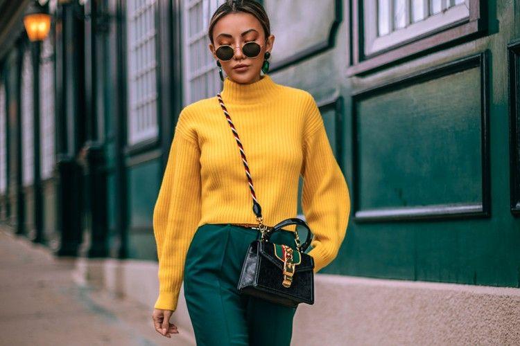 Cara Mix N Match Outfit Warna Kuning Agar Tampak Edgy