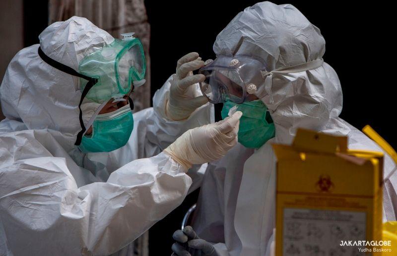 Virus Corona Varian Baru B117 Dari Inggris Sudah Masuk ke Indonesia
