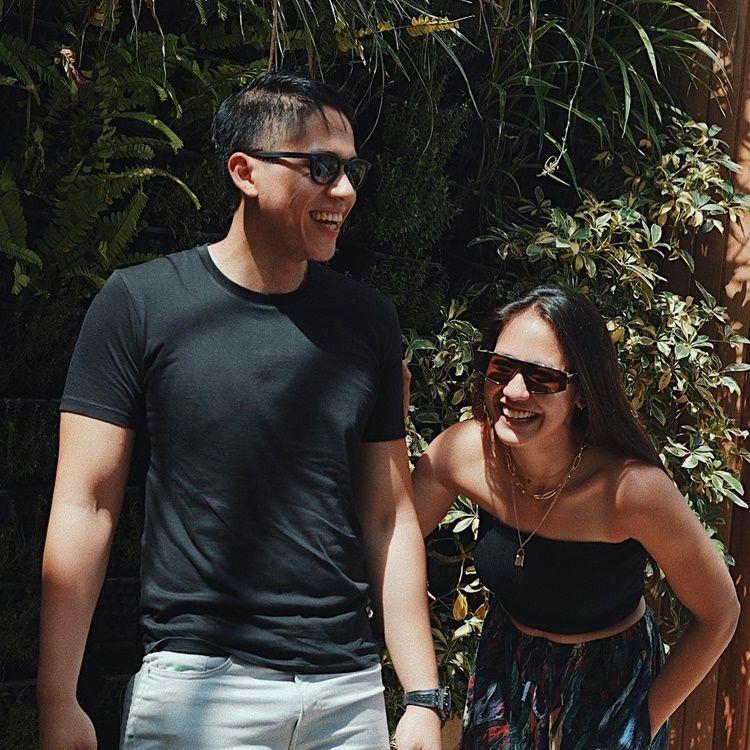 Makin Mesra, Intip 9 Gaya Pacaran Pevita Pearce dan Arsyah Rasyid