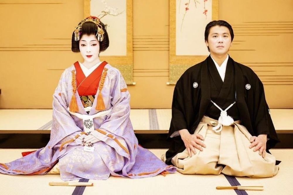 Syahrini dan Deretan Seleb Ketika Berbalut Kimono, Bak Warga Lokal!