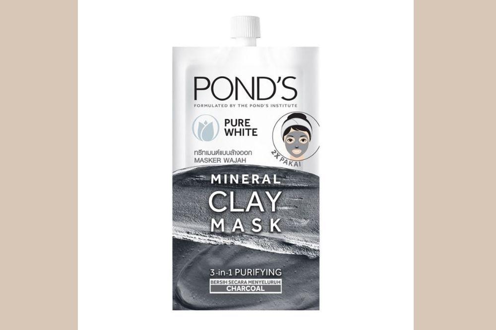 Rekomendasi Clay Mask Terbaik untuk Remaja, Say Bye-bye to Komedo!