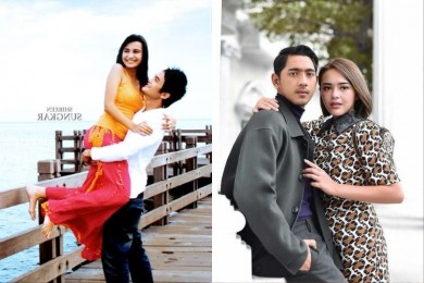 Gaya 7 Pasangan Ikonik Sinetron Indonesia, Bikin Baper Satu Negara