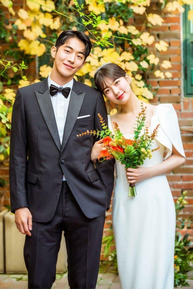 Romantis! Ini 10 Foto Pernikahan di Drama Korea yang Paling Ikonik