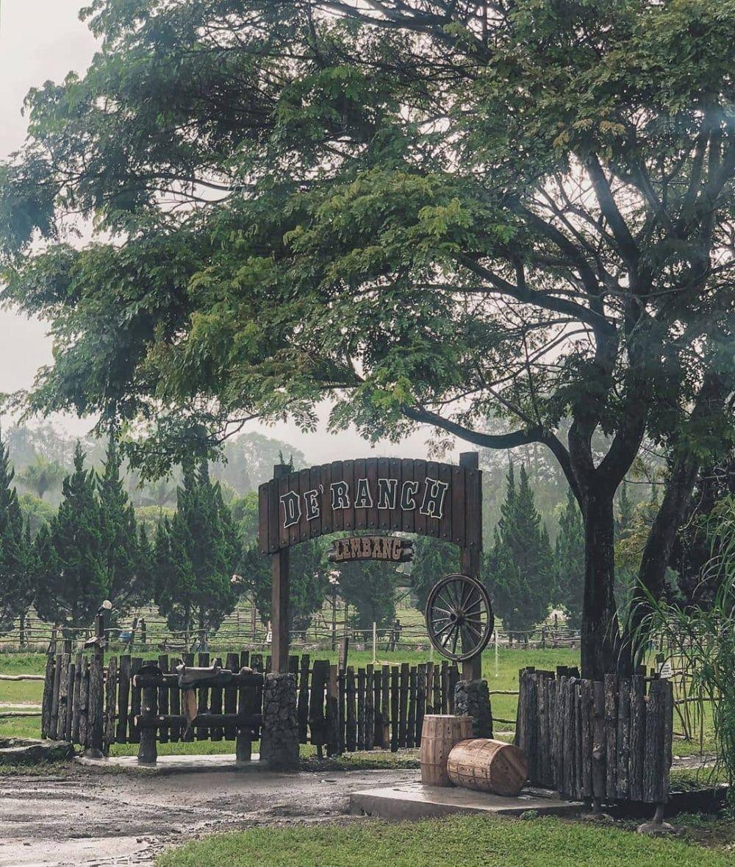 Info Rute, Lokasi, dan Harga Tiket ke De Ranch Lembang Bandung