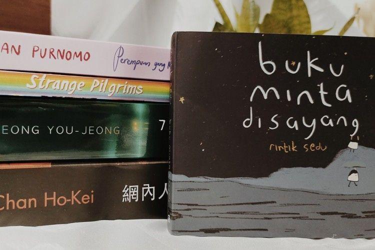 Popbela's Reading List: 5 Rekomendasi Novel Untuk Temani Akhir Pekanmu