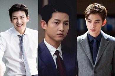 Pesona Song Joong Ki Aktor Lain Berperan Sebagai Pengacara