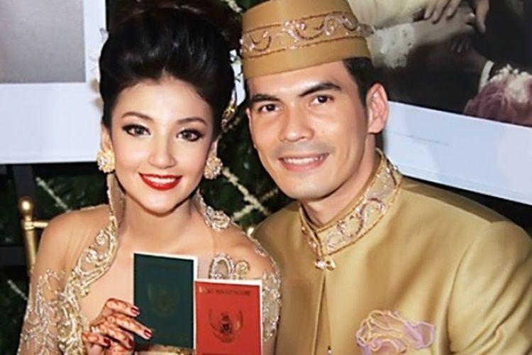 6 Foto Lawas Syach Bersaudara Saat Menikah, Ada yang Dipisahkan Maut!