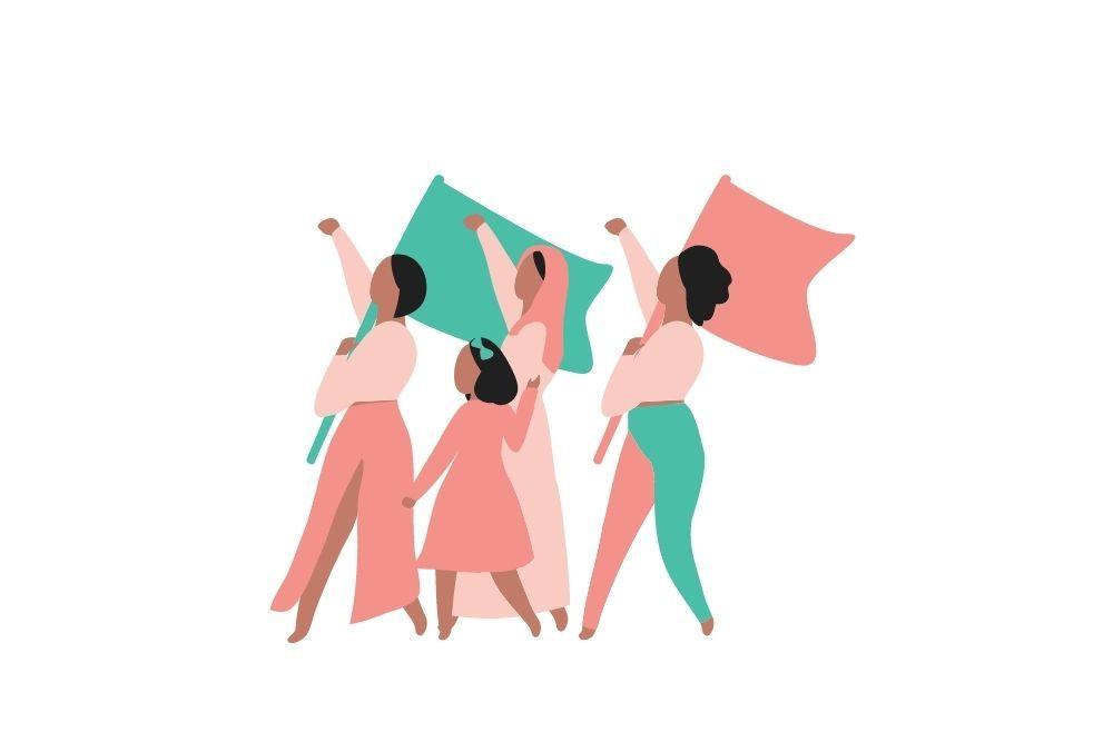 Rayakan Hari Perempuan Internasional,Google Doodle Sajikan Animasi