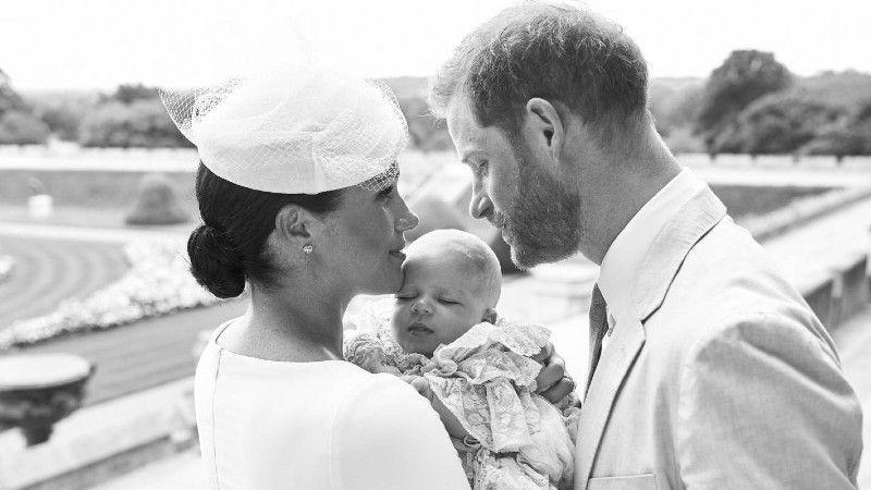 Putri dari Pangeran Harry & Meghan Markle Lahir, Ini Makna Namanya