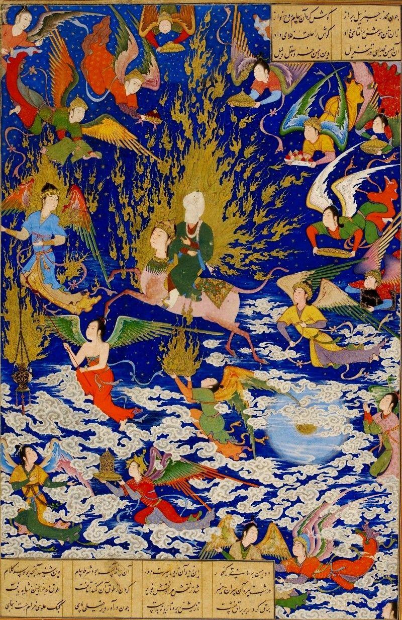 Isra Mi'raj, Kisah Agung Perjalanan Nabi Muhammad