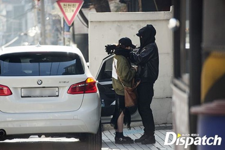 Bikin Heboh! 9 Momen Mesra Pasangan Artis Korea yang Diungkap Dispatch
