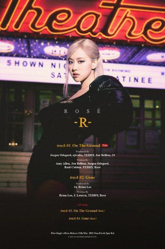 Rosé BLACKPINK Debut Solo Hari Ini, Berikut Fakta Menariknya!