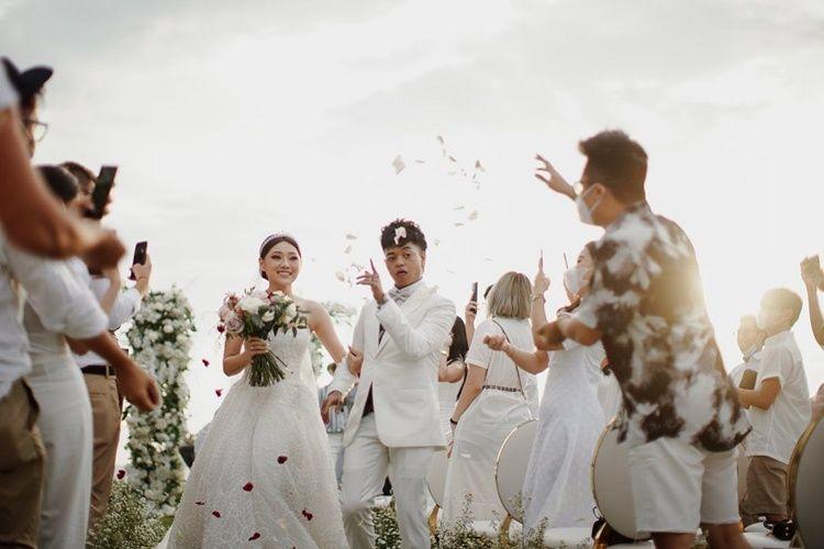So Sweet! Ini 13 Pasangan Artis yang Menikah di Awal Tahun 2021