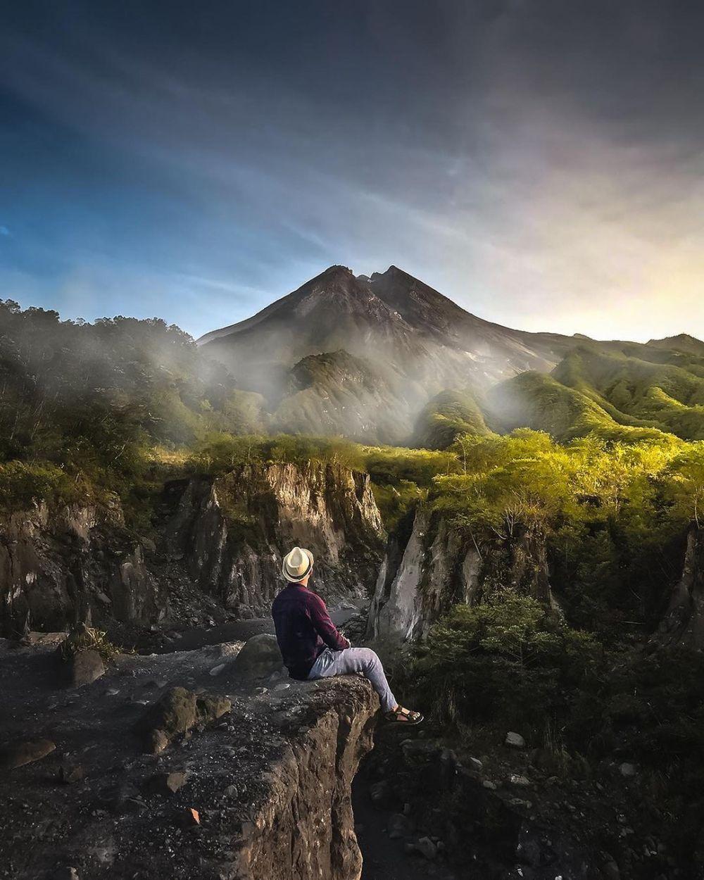5 Lokasi Wisata di Sekitar Gunung Merapi, Kaya Ilmu dan Instagramable!