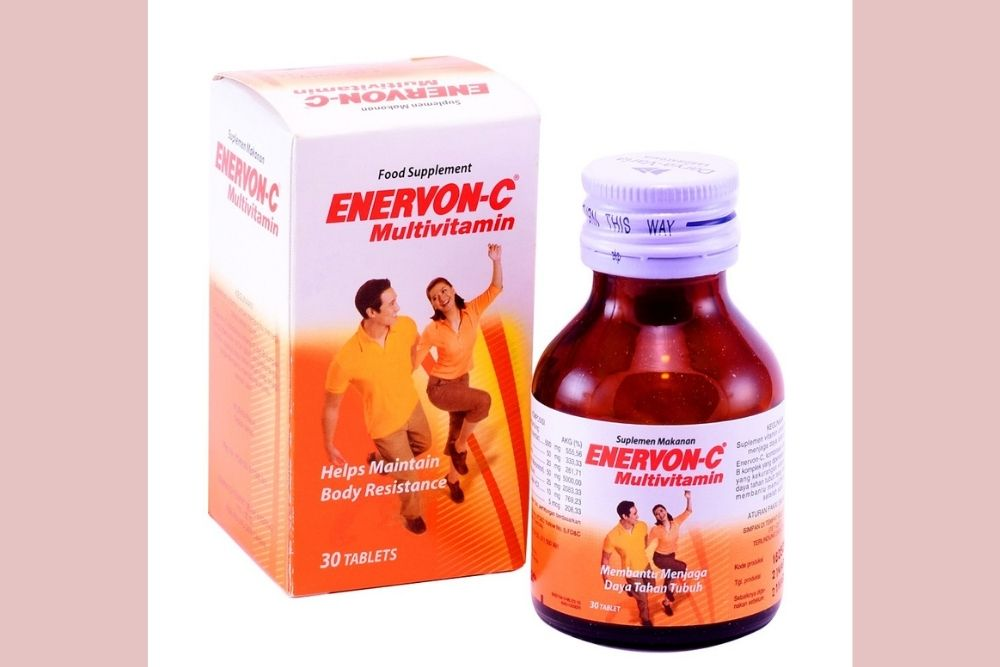 7 Rekomendasi Suplemen dan Vitamin untuk Daya Tahan Tubuh